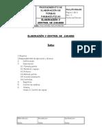 Elaboración y Control de Jarabes