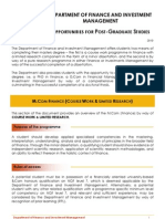 ADFIM Brochure M and D 2011