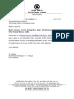 NPA-RBI Master Circular