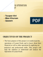 o.operation management  by touqeer alvi