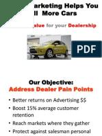 Digital Marketing Strategy for Auto Dealers - EBriks Infotech