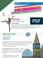 La lettre de l'IFM du 10 au 15 février 2013