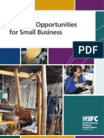 IFC - Creating Opportunities for SME