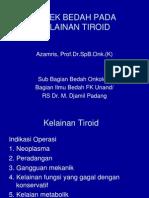 Aspek Bedah tiroid