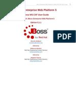 JBoss Enterprise Web Platform-5-JBoss WS CXF User Guide-En-US