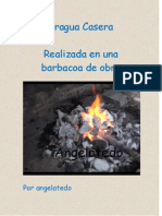 Fragua Casera Realizada en Barbacoa