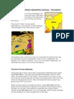 Story of Prince Siddhartha Gautama