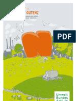 Stickstoffkreislauf Umweltproblem