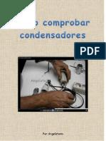 Cómo comprobar condensadores