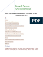 Submit a Paper to the International Journal of Data Warehousing     CIO com