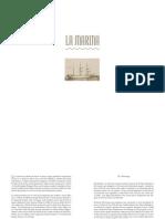 Els premianencs i el mar. La marina