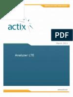 Analyzer LTE Training
