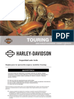 2008 Touring Models-Manual Del Propietario