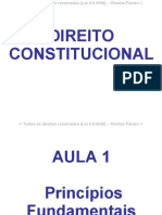 Principios Fundamentais Aula 1