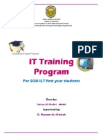 graduation project proposal