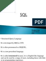 Presentation1-SQL