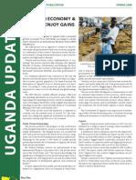 Uganda Update Spring 2008