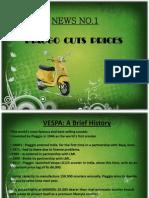 Marketing Vespa
