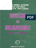 Alterini, Atilio - Ameal, Oscar - López, Roberto - Derecho De Obligaciones.pdf