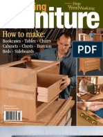 Fine Woodworking - Building Furniture 2007