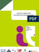 Guia Para La Implantacion de Un Servicio de Atencion Ciudadana Euskadi