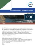 Bilten IUCN Istocna Evropa