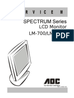 Lm700 Service Manual