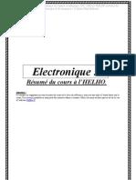 Resume Electronique.pdf