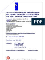 D8 Methods to Predict Casualty Reduction Part2