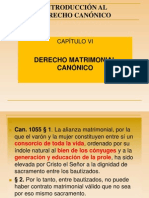 Power Point PDF Derecho Matrimonial 11.10.2011