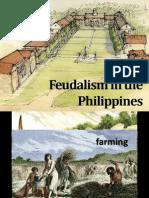 Report on Feudalism