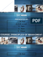 Managment Presentation