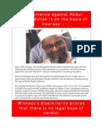 Quader Mollah Facts