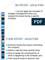 Case Study Analysis Stm (2)