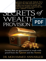 Secrets of Wealth and Provision