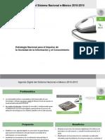 Agenda Digital eMexico Camara de Diputados V5.6