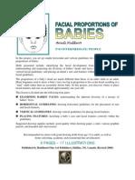 Facial Proportions of Babies