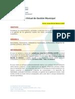 2013 - EMGM - Gestión Municipal