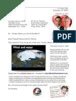 Letter to Rex & Barack 13-02-10