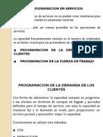 AD-OP-II Programación de Operaciones