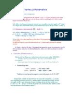 varietati matematice