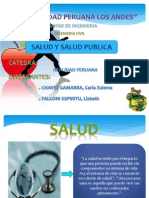 Diaposditiva de Salud Publica