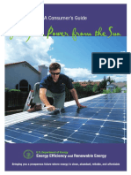 U.S. Department of Energy Solar Photovoltaic System Guide