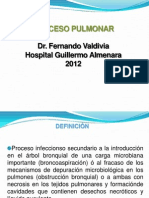 3. ABSCESO PULMONAR