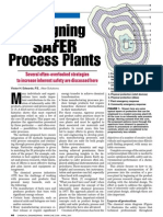 Designing a Safer Process Plants