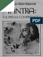 tantra - a suprema compreensão - bhagwan shree rajneesh