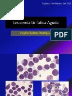 12-2-2012 Leucemia Linfática Aguda