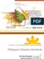 Philippine Valuation Standards - RT Punzalan