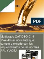 Lubricacion CAT (2)