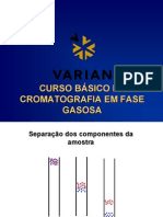 Varian - Curso Cromatografia Em Fase Gasosa